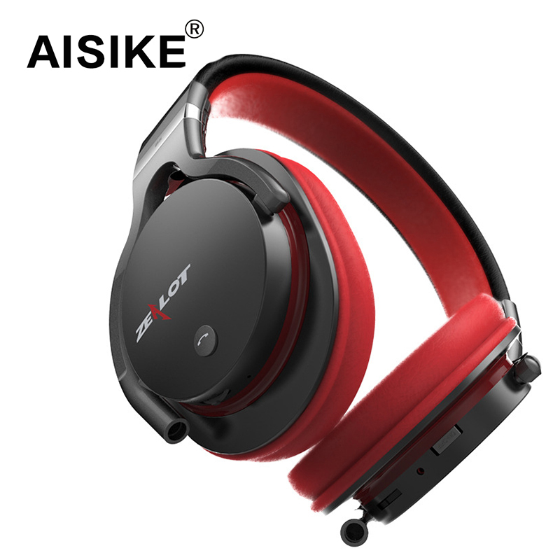 Zealot B5 Big Earmuff  Deep Bass Bluetooth Headphone Stereo Surrounded Over-Ear Headset Headband Earphone With 40mm Loudspeaker<br><br>Aliexpress