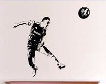 John Terry Wall Sticker England Chelsea Football Player Vinyl Decal Home Interior Bedroom Sport Art Decor Dorm Club Bar Mural