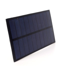 5V 300mA 1.5W Solar Panel Module DIY for Cell Charger Toy #69408