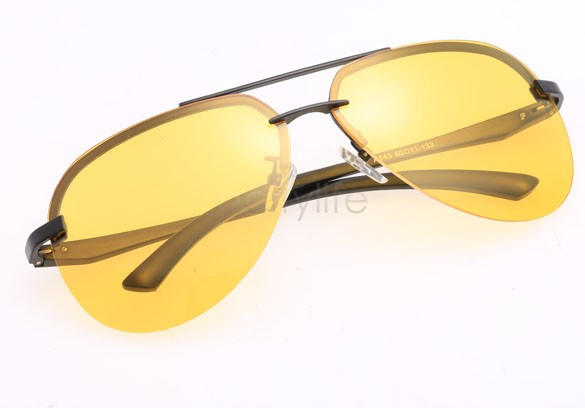 Fashion Unisex Driving Sun Glasses Polarized Outdoor Sports Sunglasses Men And Women Eyewear 24<br><br>Aliexpress