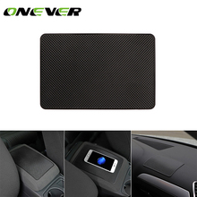 Onever 1PC Fashion Auto CAR Anti Slip Dashboard Sticky PAD Non Slip Mat Holder For GPS Cell Phones Car Styling(China)