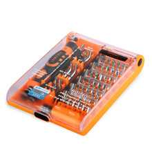 52 in1 Laptop Screwdriver Set Professional Repair Hand Tools Kit for Mobile Phone Computer Electronic Model DIY Repair Tools(China)