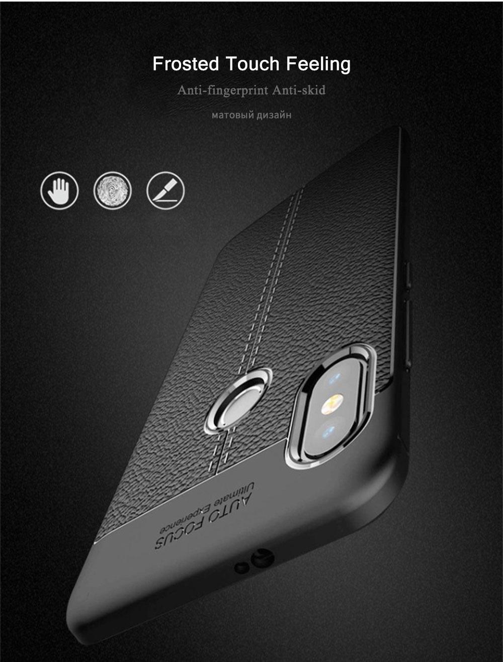Xiaomi Redmi Note 5 Pro Case Note 5 غطاء هاتف 7