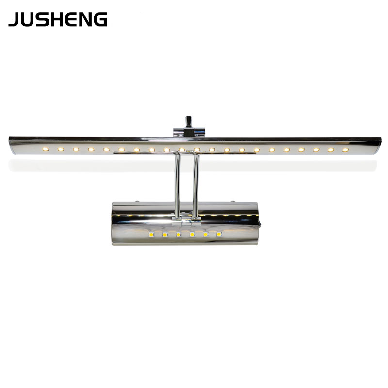 New 5w 40cm LED Wall Lights Modern 21pcs 5050 Chip Surface Bedroom Over Mirror Light Cool white 110-240v CE&amp;Rohs approved<br><br>Aliexpress