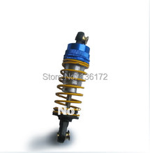 2pcs Henglong heng long 3850-1 1/10 rc  nitro Sprint car parts Oil shock absorber  free shipping