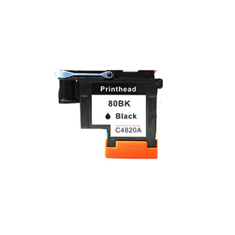 1pcs BK Remanufactured printhead for HP80(C4820A ) use in Designjet 1000/1000plus/1050/1055<br><br>Aliexpress