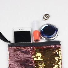 Yesello Mermaid Sequins Evening Bags for Women Fashion Clutch Envelope Bag  Luxury Handbags Hologram Ladies Purse d389d854cdad