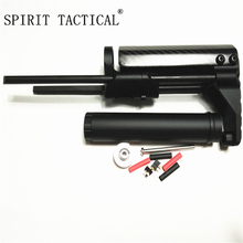 Tactical Support M4 Glr fit BD Lightweight PDW Style Stock for Hunting Party Accessories free shipping(China)
