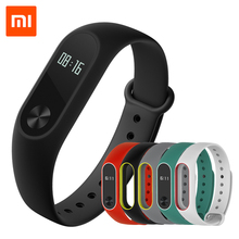Xiaomi Mi Band 2 MiBand 2 Smart Bracelet Android Activity Wristband Sports Fitness Heart Rate OLED display Xiaomi Samsung Huawei