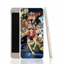 17441 The Popular Animation One Piece Straw cell phone Cover Case for Xiaomi Mi M 2 3 4 5 Mi4 Mi2 Mi3 Mi4 4S 4I Mi5 NOTE