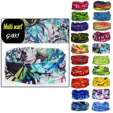 2017 Outdoor Sports Bicycle Scarf Cycling Mask Turban Magic Headband Multi Scarves Face Bandana