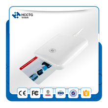 USB full speed interface to PC smart card reader for access control system--ACR38U-I1