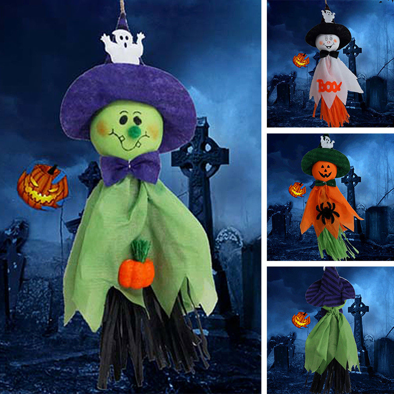 halloween hanging ghost ceiling props spooky scary party supplies home party halloween decoration ghost indoor outdoor