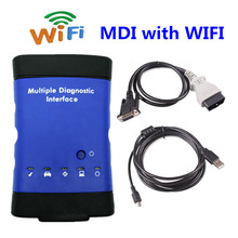Best quality GM MDI WIFI gm mdi scanner gm mdi multiple diagnostic interface gm diagnostic tool without software multi language(China)