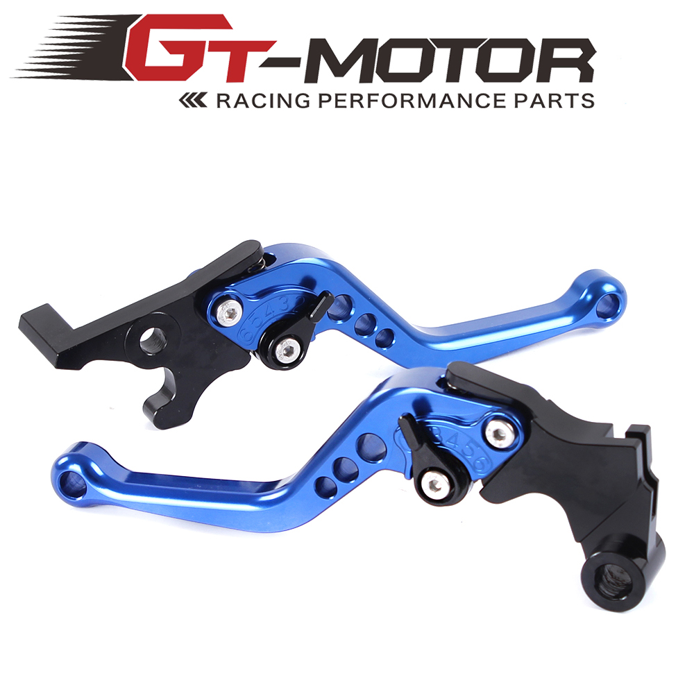 GT Motor - FR25/R3 Motorcycle Brake Clutch Levers For Yamaha R3<br><br>Aliexpress