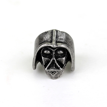 Star War Darth Vader Ring Jewelry Rings for Women Men Punk Style Accessories Finger Rings