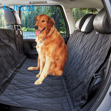 Oxford Fabric Car Pet Seat Covers Waterproof Back Bench Seat Travel Accessories Car Seat Covers Mat for Pets Dogs Outdoor Travel(China)