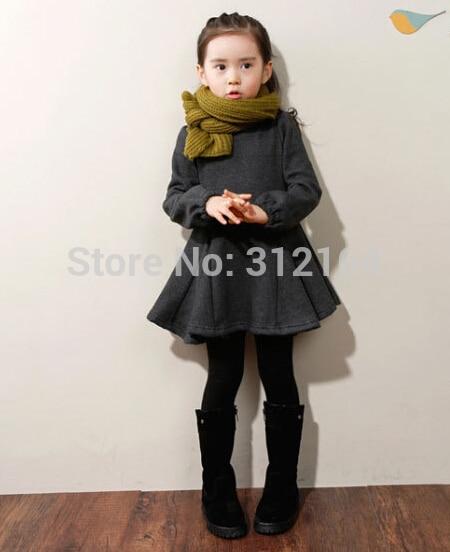 [Bosudhsou] Casual Korean Girls Spring Autumn Princess Long Sleeve Dress Clothes Princess Bow Butterfly Children Clothing z1<br><br>Aliexpress