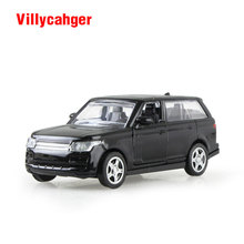 8 types Alloy Emulational Car Model Toys Classic School Bus Miniature Pull Back Cars Doors can be opened For Boy And Kids(China)