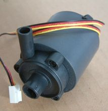 1 PCS 12 v DC brushless water pump, water cooled special pump