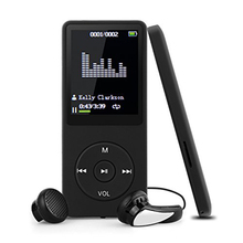 "High quality real 8GB 80 Hours lossless Music playing MP3 player 1.8"" TFT screen E-book photo FM radio Clock Data"