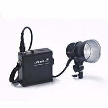 CONONMARK LCT400 Kit 400W Adjust Power Pro Outdoor/Studio Strobe Flashlight,video light /camera,dslr lamp for wedding