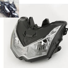 Фара мотоцикла головной свет лампы в сборе для Kawasaki Z1000 2010-2013 11 12(China)