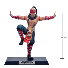 Hot 18cm Lee Sin The Blind Monk The High Quality PVC Action Figures Classic Collection Model Best Gifts Present
