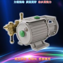 Dragon car washing machine high pressure cleaner plunger and piston pump ql280 ql380 car washer copper pump head