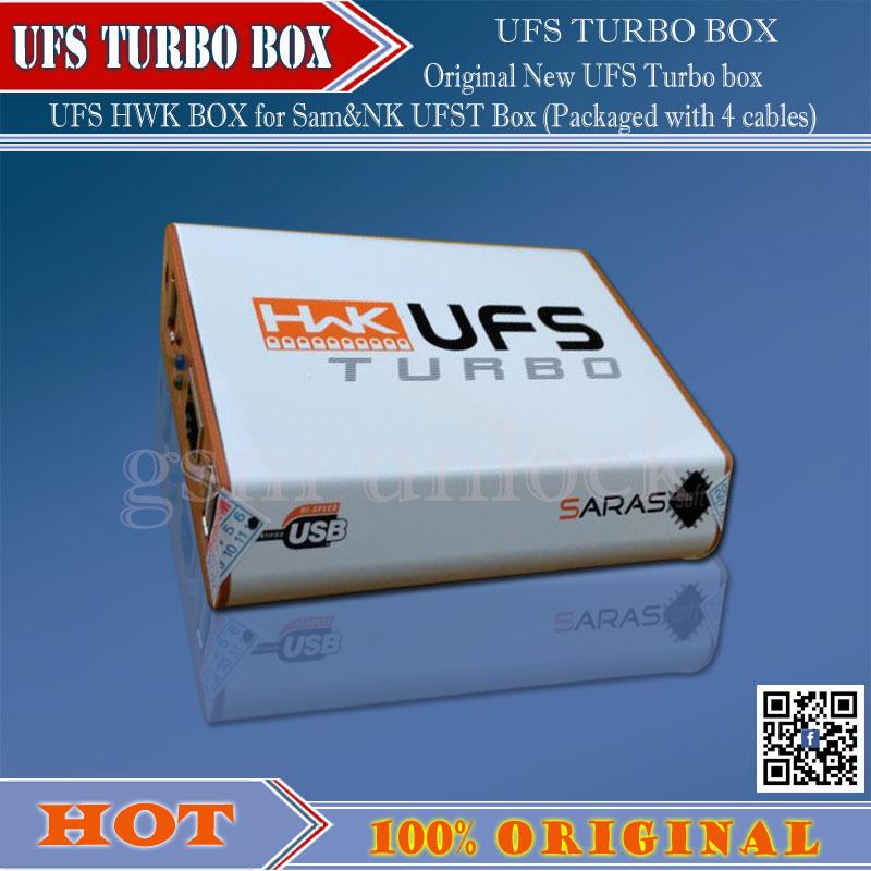 UFS Turbo box 1-gsm unlock