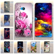 for Nokia 640 Landscape Case Cover for Nokia Microsoft Lumia 640 Silicone Cell Phone Case Soft TPU Shell for lumia 640 Nokia 640