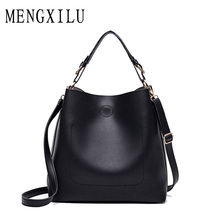 Famous Brand Luxury Handbags Women Bags Designer Handbags High Quality Leather Crossbody Bag For Women Big Casual Tote Bag Sac(China)