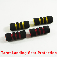 Tarot Landing Gear Foam sleeve for tarot650 680 S500 f450 RCQuadcopter Drone 8mm 10mm 12mm carbon fiber tube(China)