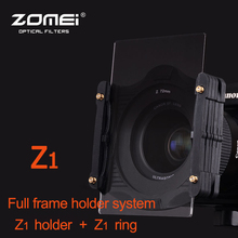 ZOMEI Wide Angle Lens Filter Holder Full- frame Bracket System & ( )mm Adaptor Ring Kit For Cokin Z Series(China)