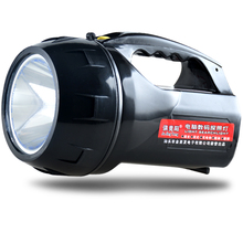 Rechargeable 20W T6 long-rang portable searchlight for outdoor lighting,searching(China)
