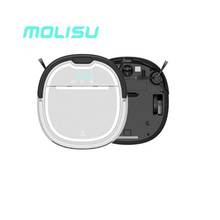 MOLISU A3 Robot Vacuum Cleaner Mop Water floor , 2017 new A3 house sweeping cleaning, free shipping(China)