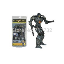 "TraVelMall Series 2 Pacific Rim Battle Damaged Gipsy 7"" 20cm Deluxe Action Figure for NECA kids gift(China)"