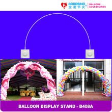 B408A  Free Shipping Wedding Decoration metal balloon arch stand