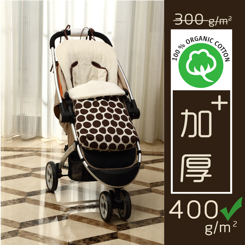 Baby stroller multifunctional foot baby sleeping bag was playing stroller baby sleeping bag genuine thick sleeping bags<br>