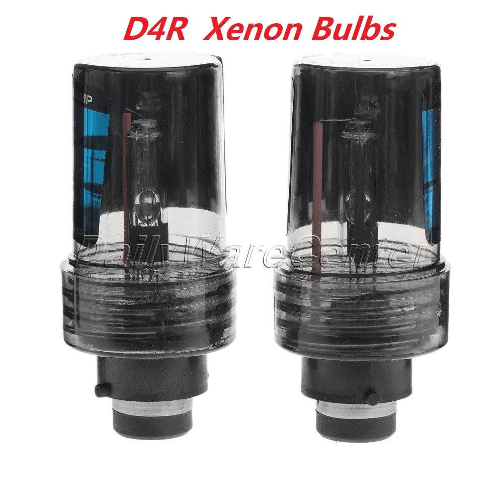 2Pcs 35W Xenon Bulb HID Light Lamp D4R 4300/5000/6000/8000/12000K Car Single Beam Headlight Replacement Kit Auto Light Source<br><br>Aliexpress