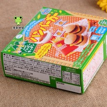 1bag DIY Kracie Popin Cook candy dough Toys Hamburger happy kitchen Japanese food candy snacks making kit(China)