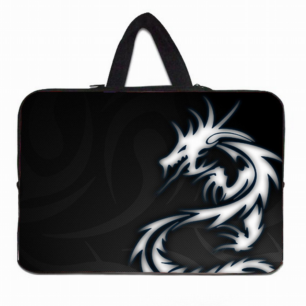 "Notebook Dragon Laptop Bags 10"" Tablet 10.1 11.6 12.1 13.3 14 15.4 15.6 17.4 inch Neoprene Waterproof Briefcase Apple Chuwi"