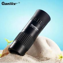 Top Quality10-100X All-optical Zoom HD Monocular Mini Telescope WM66 For Travel Hot Selling Free Shipping