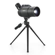 Visionking Telescope Monocular 25-75x70 Spotting Scope Waterproof Monocular Bak4 Prism Telescope with Tripod Bag for Hunting(China)