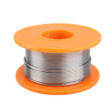 Promotion Tin Lead Solder Core Flux Soldering Welding Solder Wire Spool Reel 0.8mm 63/37(China)