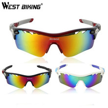 Buy WEST BIKING Cycling Glasses Bike Polarized Sunglasses Mountain Multichip Bike Windproof Bicycle Glasses 5 Lenses Cycling Eyewear for $15.04 in AliExpress store