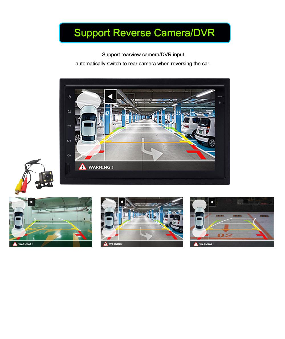4G SIM LTE Network Ownice C500 Octa 8 Core Android 6.0 2G RAM 2 Din Car DVD GPS Navi Radio Player For VW Skoda Octavia 2 camera
