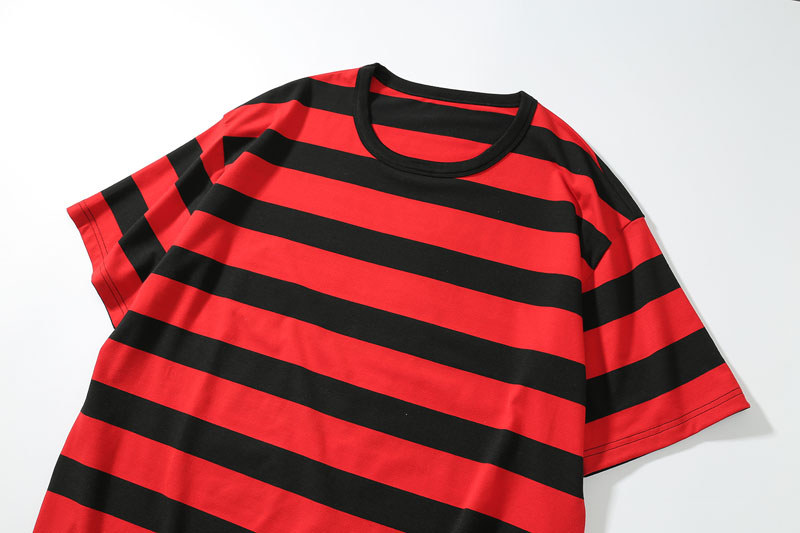 Casual Coon Striped Tshirts 10