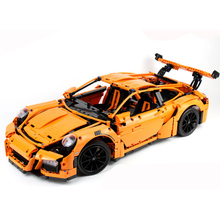 2017 NEW  2704pcs Technic 911 GT3 RS Race Car Model Building Kits Blocks Bricks Compatible 42056 Boys Gift