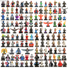 Kaygoo Super heroes Suicide Squad Building Blocks Sets Avengers Bricks Dolls Toys Children Gift